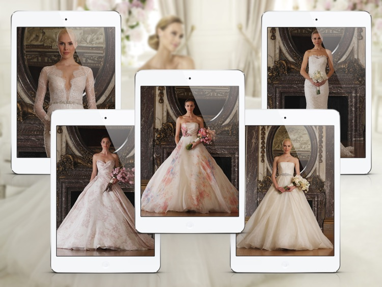 Wedding Dress & Bridal Gown Ideas for iPad screenshot-3