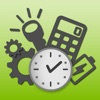 Easy Utilities -  Check your phone's Battery level and info, also Calculator for Apple Watch!