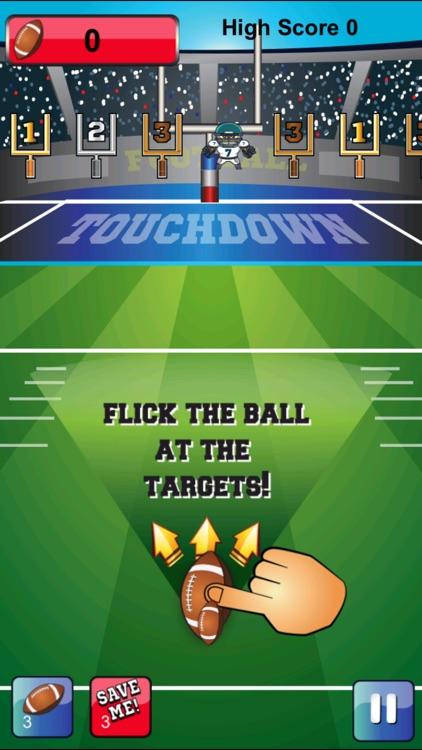 Football Flick Challenge Pro
