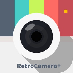 RetroCameraPlus - Cute photo app.