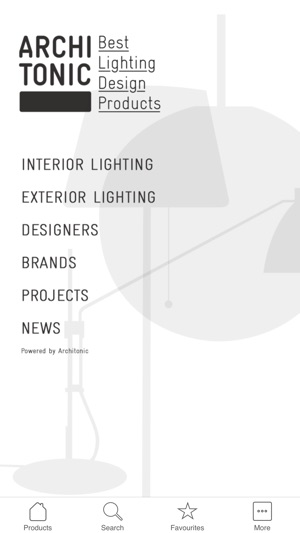 Best Lighting Design Products on the App Store