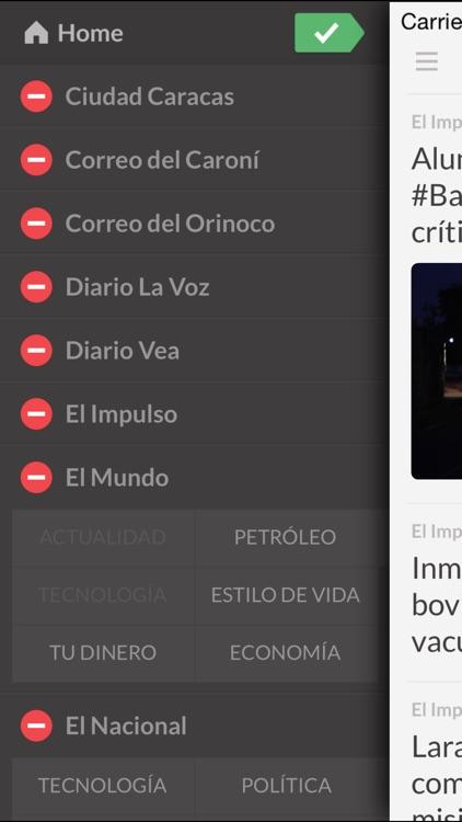 Periódicos VE - Los mejores diarios y noticias de la prensa en Venezuela
