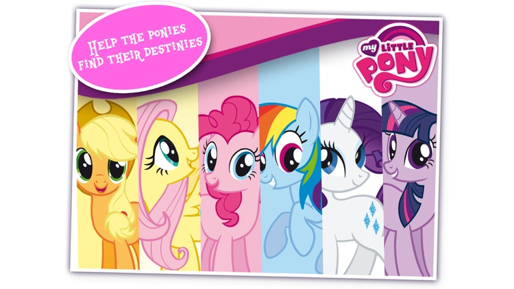 My Little Pony - Cutie Mark Chronicles screenshot-0