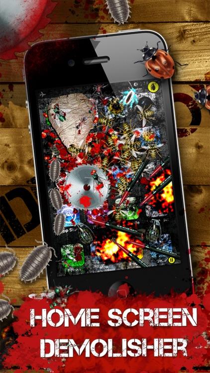 iDestroy™ - Call of Bug Battle