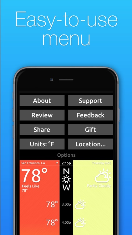 NOW Weather Free screenshot-4