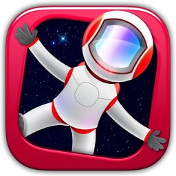 Spaceman - The Jumping Space Astronaut