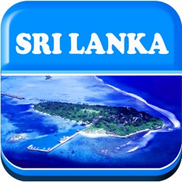 Srilanka Offline Map Tourism Guide