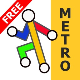 Tyne and Wear Metro Free - Map and route planner by Zuti