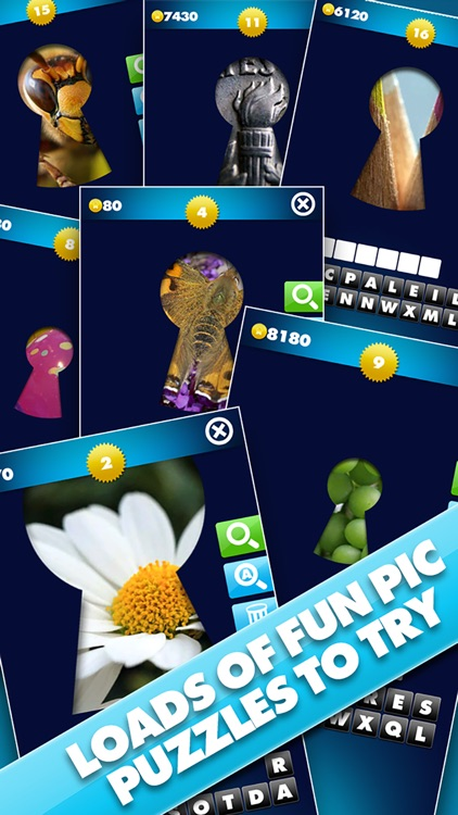Through The Keyhole - Take a peek at the pic and guess the word screenshot-3