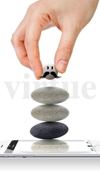 H'virtue ~Accumulate virtues diary - Get the happiness by accumulating virtue~