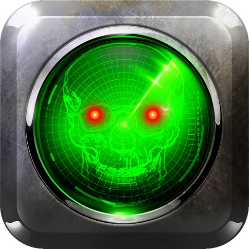 Ghost Detector Tool - Free EMF EVP Paranormal Tracking Radar and ESP Communicator Equipment iOS App