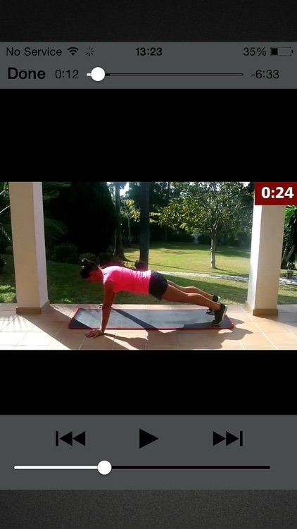 7 min Arms - Bodyweight Exercises for Biceps and Triceps Muscle - Full Workouts for Losing Weight screenshot-4