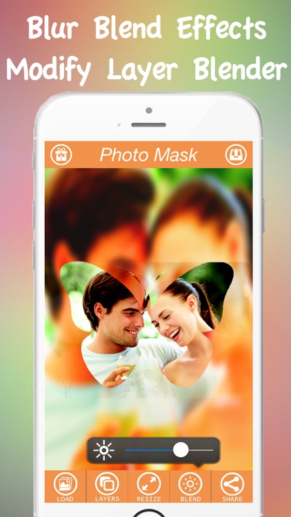 Live Photo Mask Free - pink Mask Layer Effects On RedBox Camera Photos
