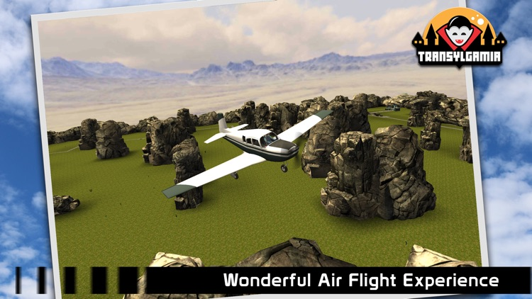 Real Plane 3D Flight Simulator screenshot-2