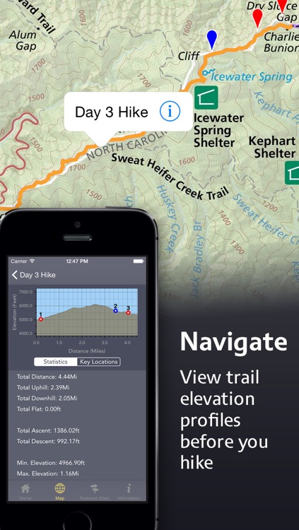 Equator Maps: Great Smoky Mountains National Park screenshot-2