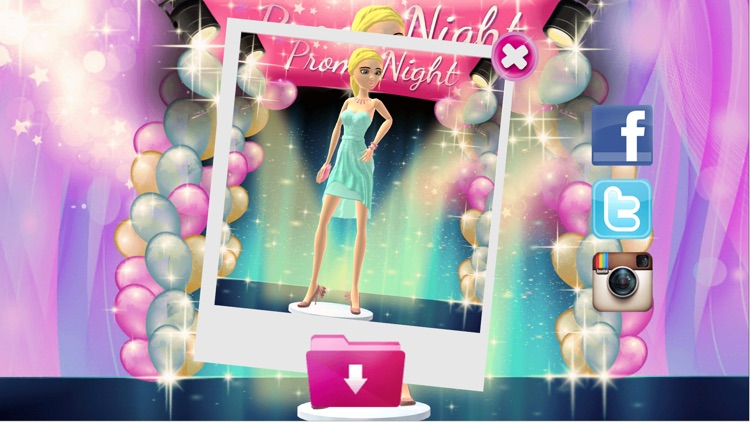 Dress Up Game for Teen Girls: Back to School! Fantasy High Fashion & Beauty Makeover
