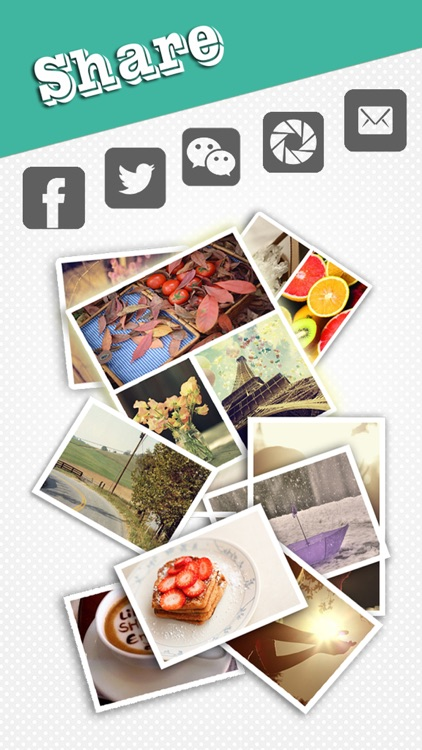 Pic Frame Magic HD - Photo Collage Maker & Grid Creator, add Stamps and Filter Effects screenshot-4