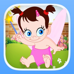 Baby Fairy Fantasy Garden FREE - The Enchanted Hidden Flower Game
