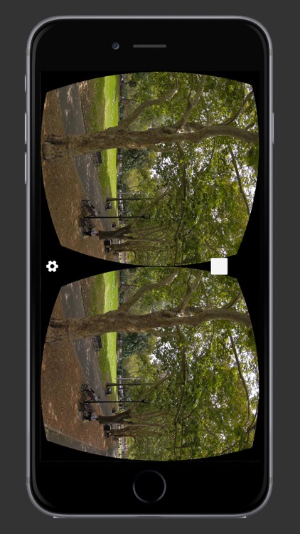 Stereoscopic 3D 360 Video Player - VR Movie screenshot-3