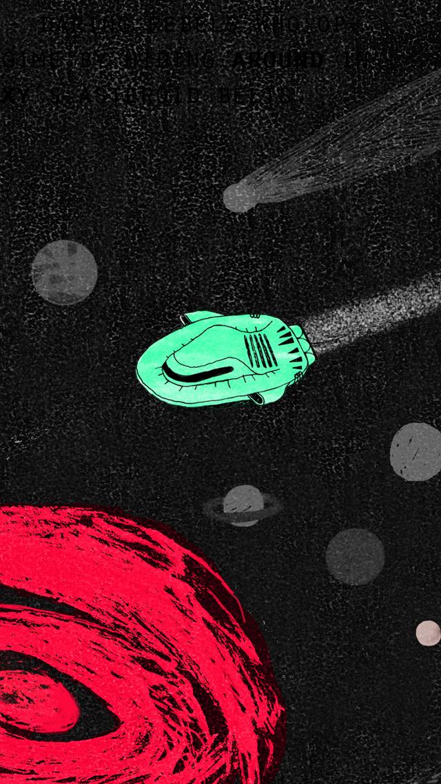 Heartbeats - A Galactic Requiem screenshot two