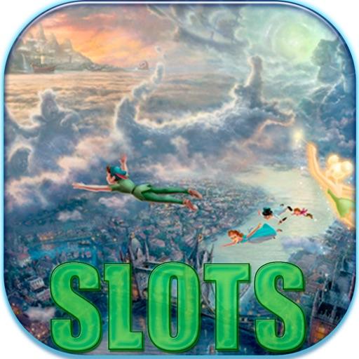 An Craze Neverland Slots - FREE Slot Game A Super Star Hit it Big Loot