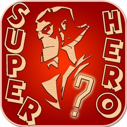 A Super hero Trivia Quiz ~ Famous movies & anime heroes guessing games for kidz