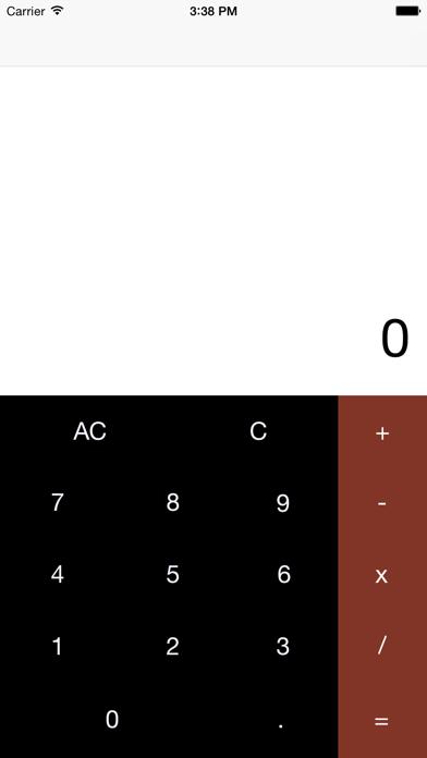 Calculadora EC screenshot one