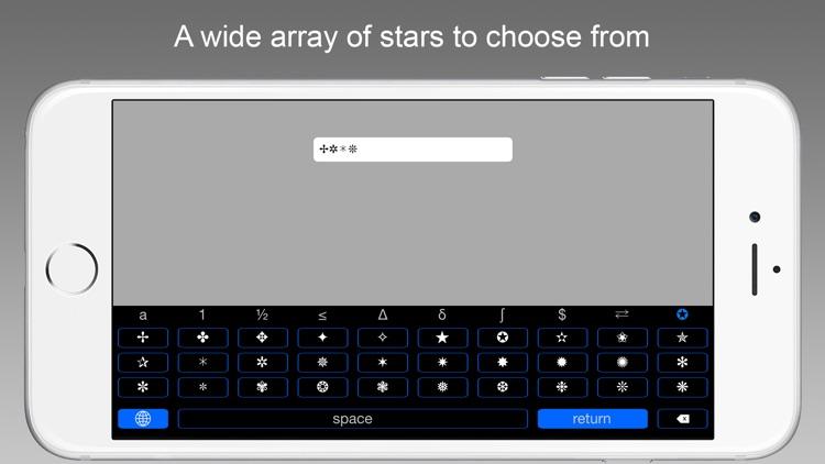 Symbol Keys - An iOS 8 Keyboard Extension screenshot-4
