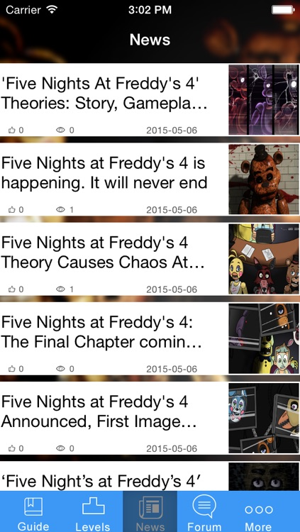 Guide for Five Nights at Freddy's 4 free - fnaf 4 Tips, Strategy & Tricks screenshot-1