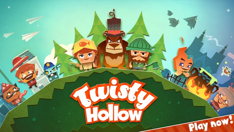 Twisty Hollow screenshot-0