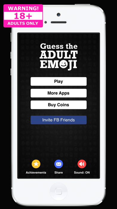 Guess The Adult Emojis | App Price Drops