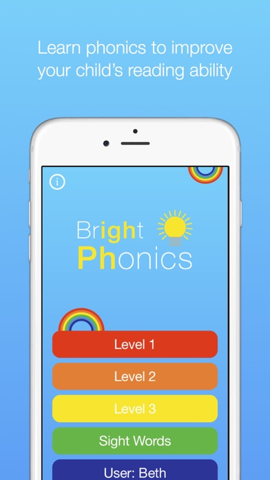 Bright Phonics: Easily Teach Synthetic Phonics & Sight