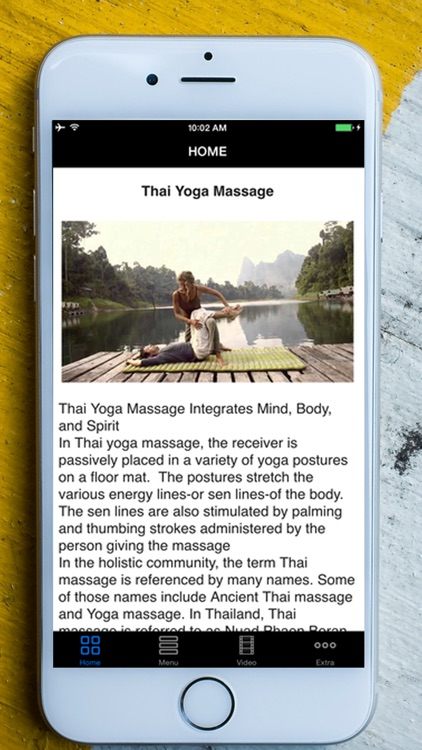 Thai Massage Plus screenshot-0