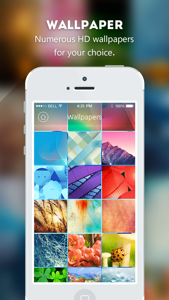 Wallpapers & Backgrounds Live Maker for Your Home Screen ScreenShot0
