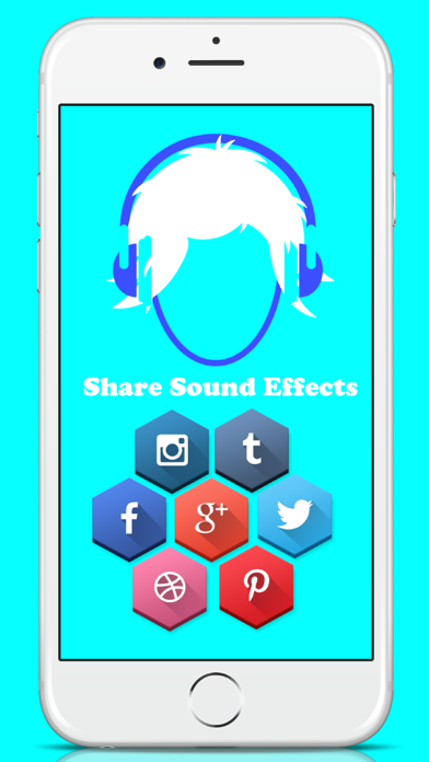 Social Sounds - the soundboard that lets you share funny