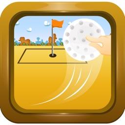 Golf Flick Fun Desert Super Course Pro