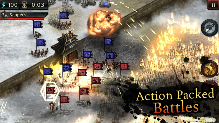 Autumn Dynasty Warlords