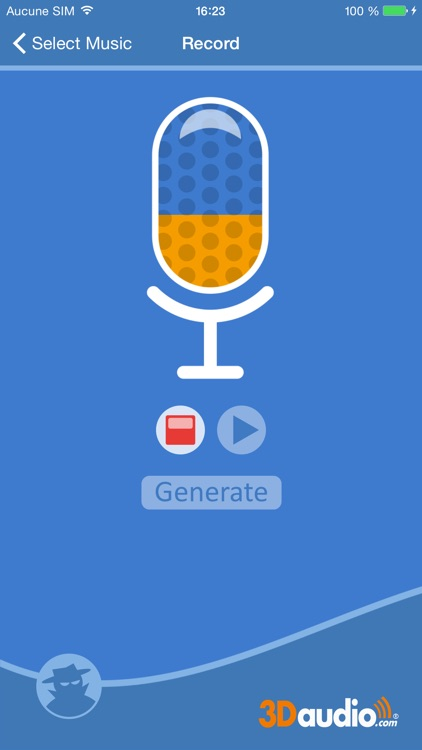 Secret Talk for iPhone