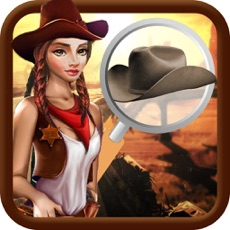 Activities of Hidden Objects: Cow Girl Hidden Object