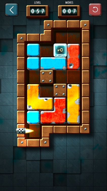 Slide Tetromino Premium screenshot-1