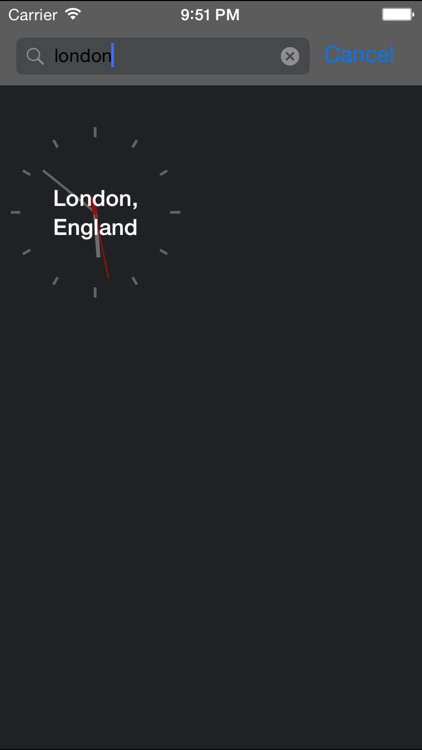 World Clocks Widget
