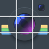 Tile Pic - A Photo Editor Booth to Create Banner Pictures for Instagram