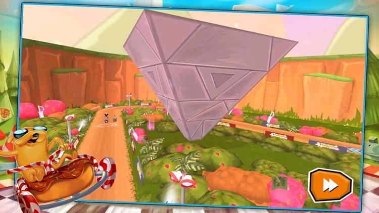Formula Cartoon All-Stars – Crazy Cart Racing with Your Favorite Cartoon Network Characters screenshot-3