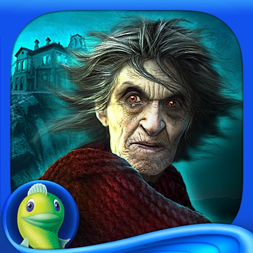 Haunted Hotel: Death Sentence - A Supernatural Hidden Objects Game icon