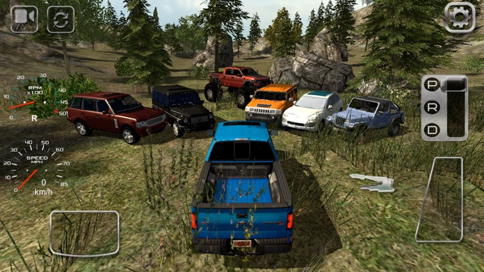 4x4 Off-Road Rally 4 Screenshot