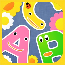 Listen!Touch!ABC for Kids All Free version