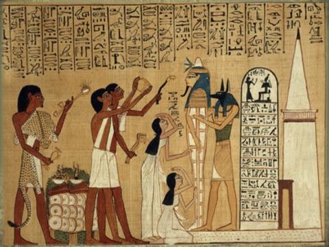 Egyptian Senet (Ancient Egypt Game Of The Pharaoh Tutankhamun-King Tut-Sa Ra)-ipad-1