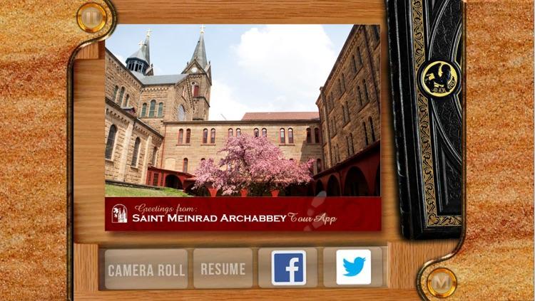 Saint Meinrad Archabbey Tour App screenshot-4