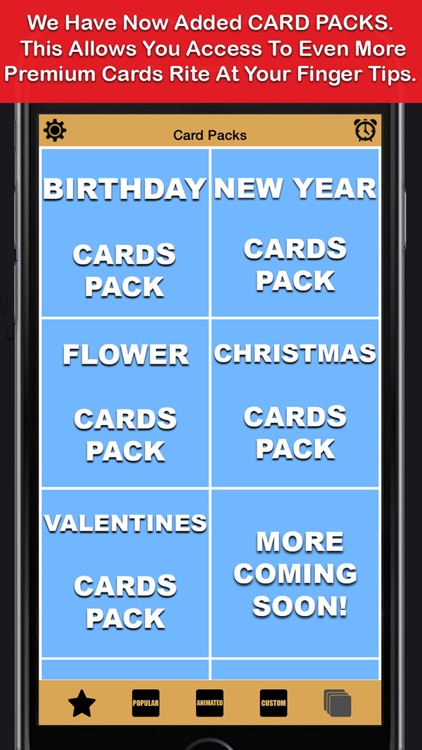 Greeting Cards App - Pro eCards, Send & Create Custom Fun Funny Personalised Card.s For Social Networking screenshot-4
