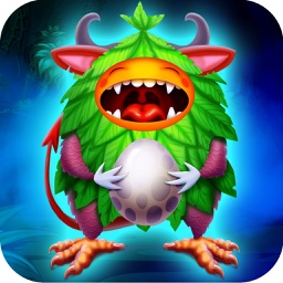 My Curious World Of Monsters Dress Up Club Game - Advert Free App